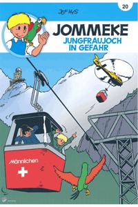 JOMMEKE, Band 20, Jungfraujoch in Gefahr