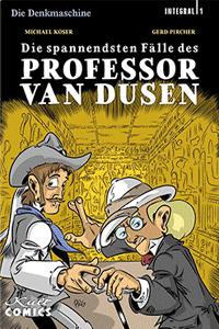 DIE DENKMASCHINE Integral, Band 1, Kult Comics