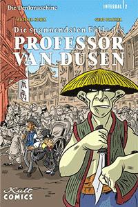 DIE DENKMASCHINE Integral, Band 2, Die spannendsten F�lle des Professor van Dusen