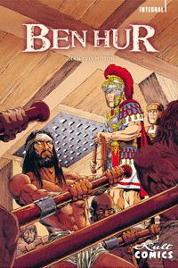 BEN HUR, Einzelband, Kult Comics