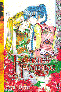Faeries Landing, Band 4, Tokyopop