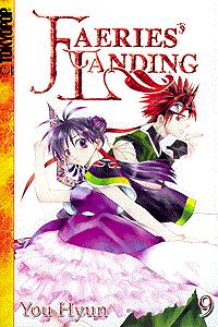 Faeries Landing, Band 9, Tokyopop