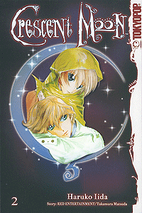 CRESCENT MOON, Band 2, Tokyopop