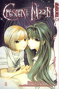 CRESCENT MOON, Band 5, Tokyopop