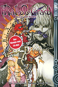 Blue Dragon - Ral Omega Grad, Band 4, Tokyopop