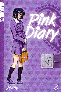 Pink Diary, Band 6, Tokyopop