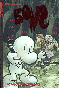 Bone, Band 3, Tokyopop