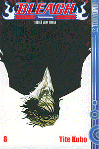 Bleach, Band 8, Tokyopop