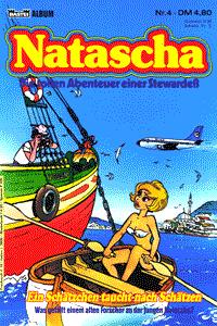 Natascha, Band 4, Ein Schätzchen taucht nach Schätzen