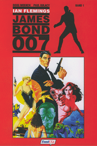 James Bond 007, Band 1, Der Zahn der Schlange
