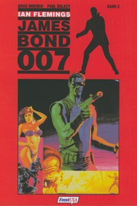 James Bond 007, Band 2, Blut in Eden