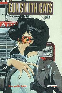 Gunsmith Cats, Band 5, Feest Comics