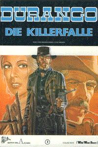 Durango, Band 3 (HC), Die Killerfalle