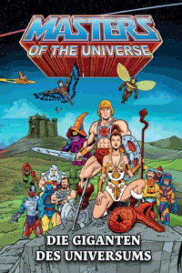 Masters of the Universe, Einzelband, Retrofabrik