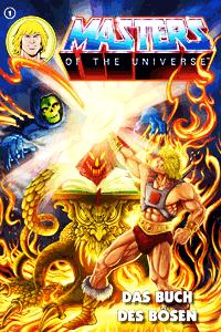 MASTERS of the UNIVERSE [gesamtausgabe ehapa 80er], Band 1, Retrofabrik