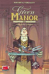 Green Manor VZA, Band 3, ZACK Edition