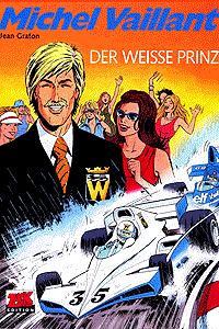 Michel Vaillant, Band 30, Der weisse Prinz