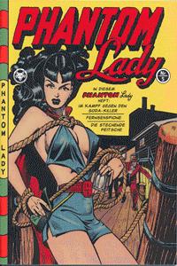 Phantom Lady, Band 5, Im Kampf gegen den Soda-Killer | Fernsehspione | Die stechende Peitsche