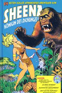 SHEENA, Band 3, Königin des Dschungels