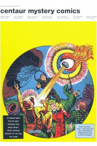 Perlen der Comicgeschichte, Band 1, centaur mystery comics