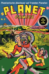 PLANET COMICS, Band 2, BSV Verlag