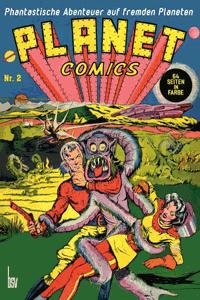 PLANET COMICS, Band 2, BSV Verlag