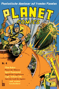 PLANET COMICS, Band 4, BSV Verlag