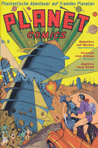 PLANET COMICS, Band 9, BSV Verlag
