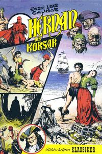 HERNAN der Korsar, Einzelband, BSV Verlag