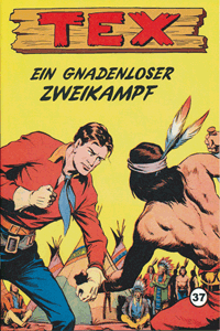 TEX WILLER, Band 37, CCH Hannover