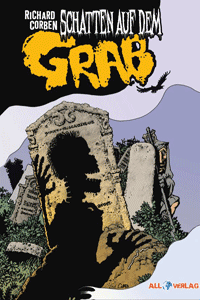 SCHATTEN AUF DEM GRAB, Einzelband, Horror Kurzgeschichten