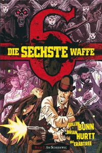 Die sechste Waffe, Band 2, All Verlag