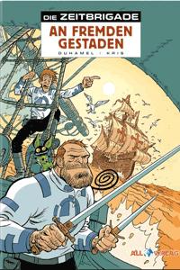 Die Zeitbrigade, Band 1, All Verlag