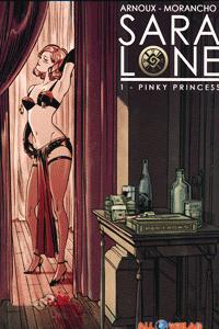 SARA LONE, Band 1, Pinky Princess