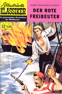 Illustrierte Klassiker (Softcover), Band 52, Hethke