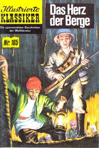 Illustrierte Klassiker (Softcover), Band 165, Das Herz der Berge