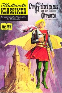 Illustrierte Klassiker (Softcover), Band 193, Das Geheimnis um das Schloss Otranto