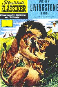 Illustrierte Klassiker (Hardcover), Band 6, Wie ich Livingstone fand