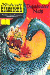 Illustrierte Klassiker (Hardcover), Band 10, Hethke