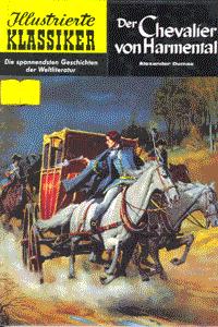 Illustrierte Klassiker (Hardcover), Band 13, Der Chevalier von Harmental