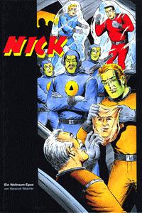NICK [comic], Band 26, Hethke Verlag