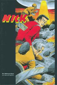 NICK - Buch, Band 27, Nick - Pionier des Weltall