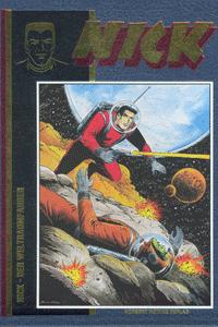 NICK - Der Weltraumfahrer, Band 13 Luxus , Hethke Verlag