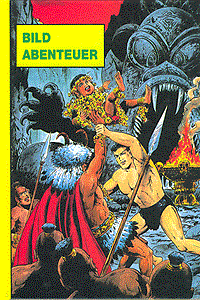 Bild Abenteuer (1989), Band 6, Hethke