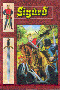 Sigurd - Sonderband (1997), Band 23, Hethke