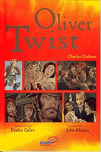 Oliver Twist, Einzelband, Klopp Grafix