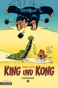 KING KONG Gesamtausgabe, Band 2, Finix Comics