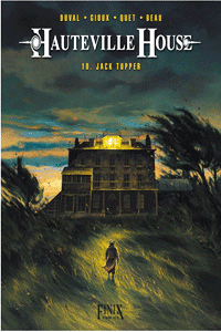 Hauteville House, Band 10, Finix Comics