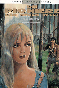 Die Pioniere der Neuen Welt, Band 18, Finix Comics