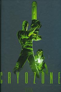 Cryozone, Einzelband, Finix Comics